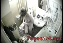 Скрытая камера ванная душевая женское общежитие